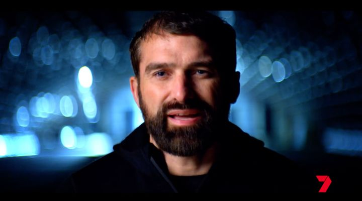'SAS Australia' chief instructor Ant Middleton has had a controversial past.
