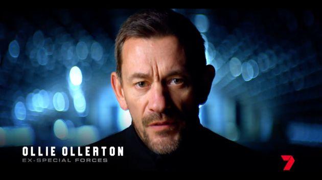 'SAS Australia's Ollie Ollerton has defended Ant in the
