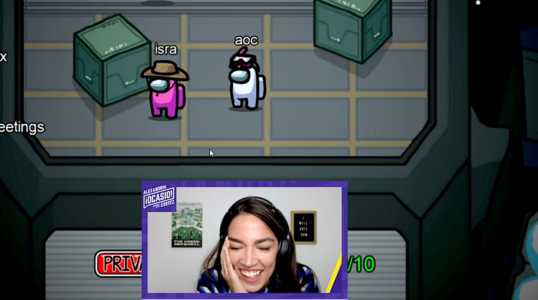 Alexandria Ocasio-Cortez Plays 'Among Us' On Twitch, Breaks The Internet
