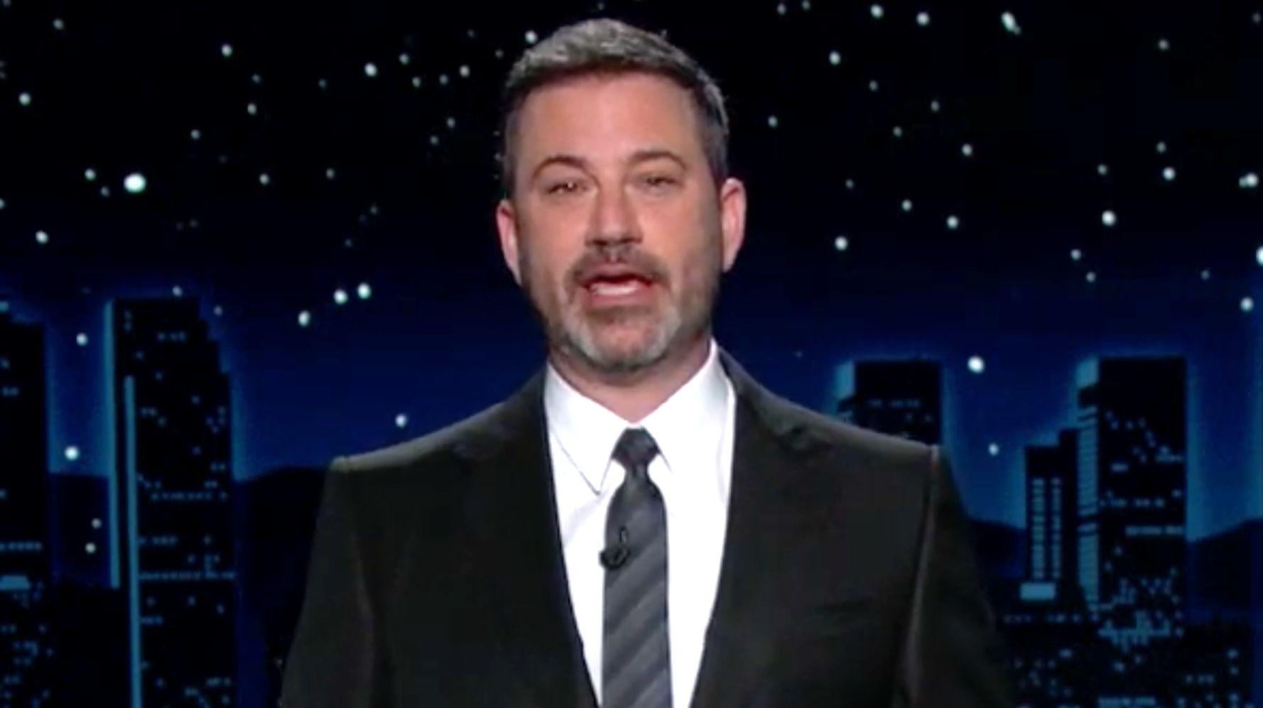 Jimmy Kimmel Roasts New Presidential Debate Rule: Like 'Zoom Kindergarten'