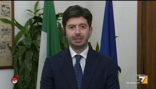 """""""STATE A CASA IL PIÙ POSSIBILE"""" - L'appello del ministro"""