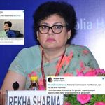 #SackRekhaSharma, Says Twitter, After Old Tweets Spark