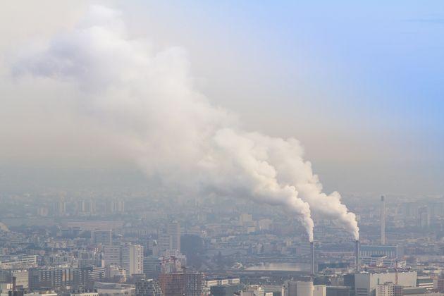 A Paris, le coût de la pollution est estimé à 3,5 milliards d'euros par