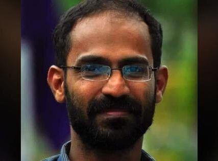 Siddique Kappan, a journalist for Azhimukham