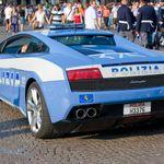 Una corsa a 230 orari in Lamborghini per salvare una vita e portare un rene da Padova a
