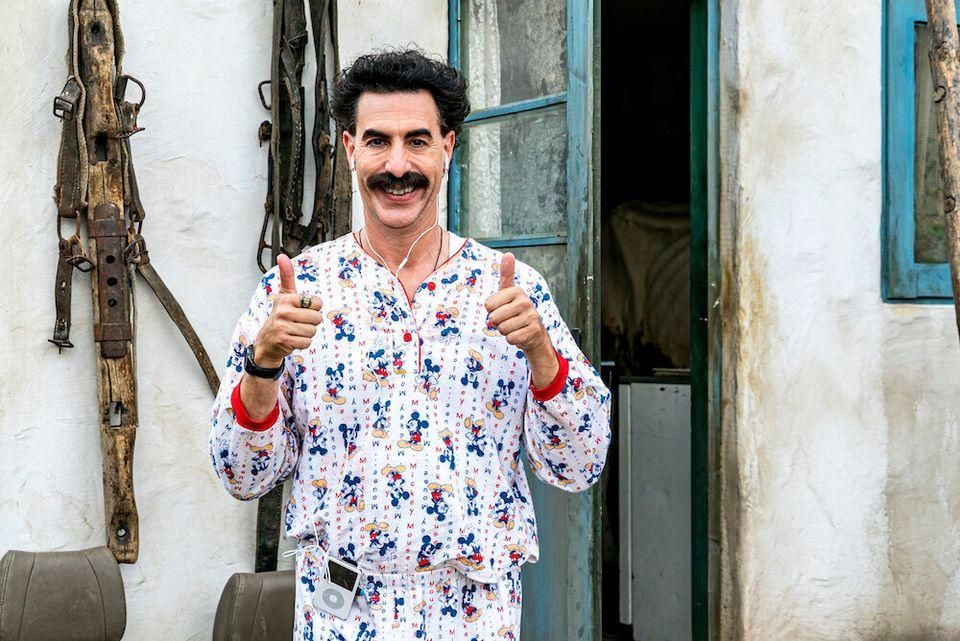 Does The World Really Need A New Borat Film?
