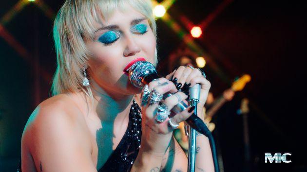 Miley Cyrus, le 10 septembre