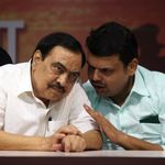 Blow To BJP As Maharashtra Leader Eknath Khadse Quits, To Join NCP In Sharad Pawar's