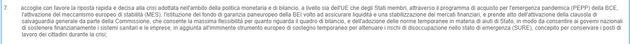 L'articolo 7 della risoluzione del Parlamento europeo sulle politiche economiche della zona euro per...