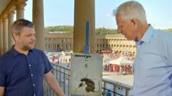 Man Takes Banksy Art He Pulled From Wall To The 'Antiques Roadshow' And It Doesn't Go