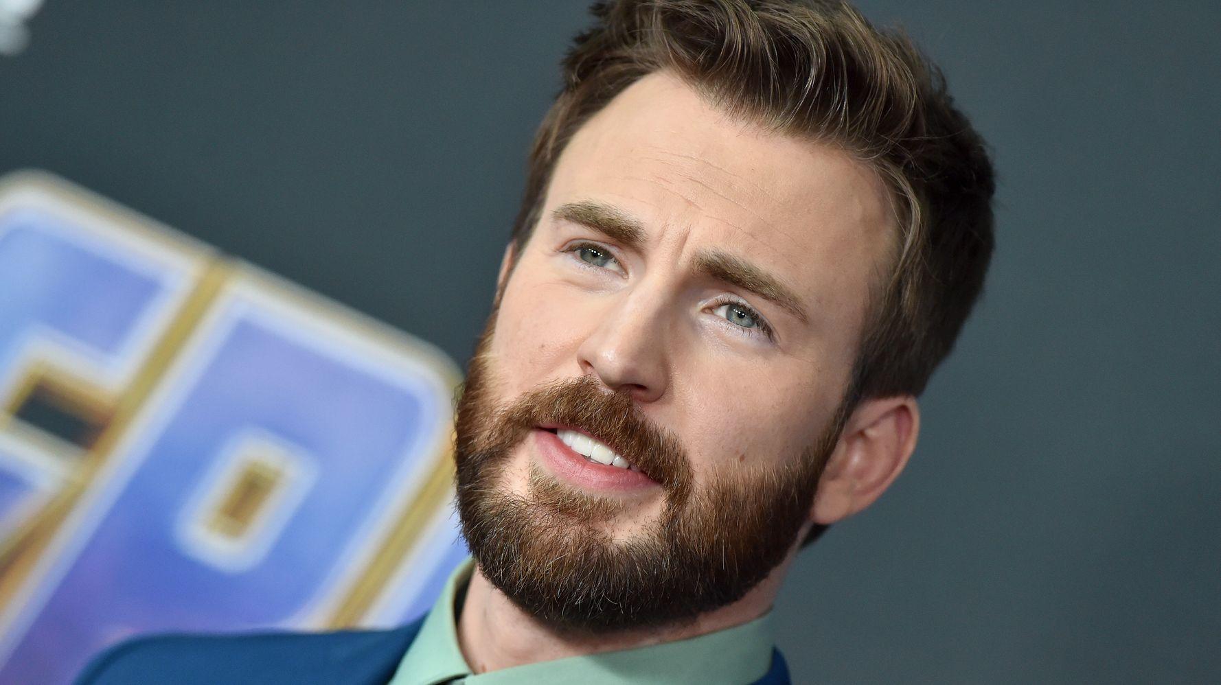 Chris Evans Goes All Captain America On Trump During Biden Fundraiser