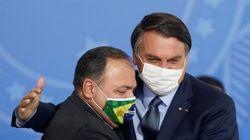 Bolsonaro desautoriza ministro e dispara: 'Brasileiros não serão cobaia de