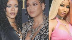 Quand Rihanna, Beyoncé et Nicki Minaj reprennent le slogan des manifestants