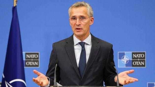 Στόλτενμπεργκ: Το ΝΑΤΟ ανησυχεί για την Ανατολική