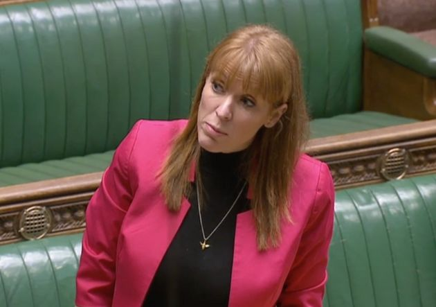 Angela Rayner Accused Of Calling Tory MP 'Scum' In Commons