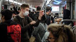 Il virus tiene gli italiani alla larga da metro e bus (di