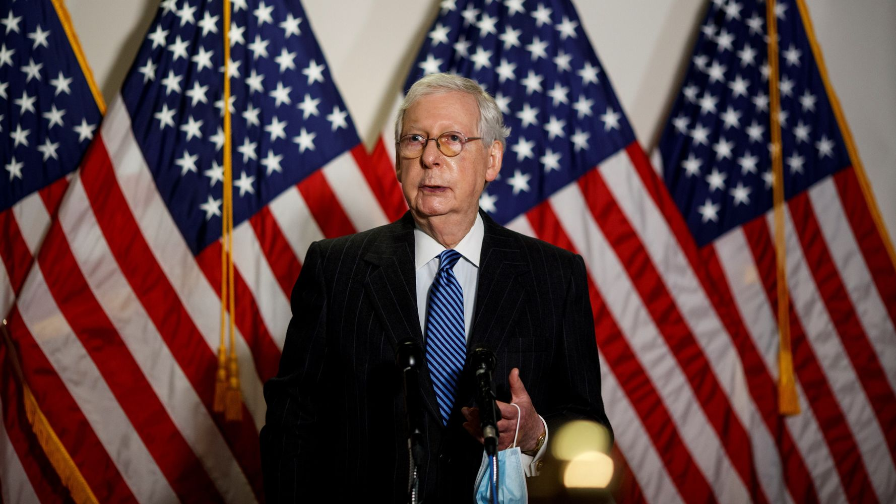 McConnell-Linked Super PAC Fundraising Alarms Senate Democrats