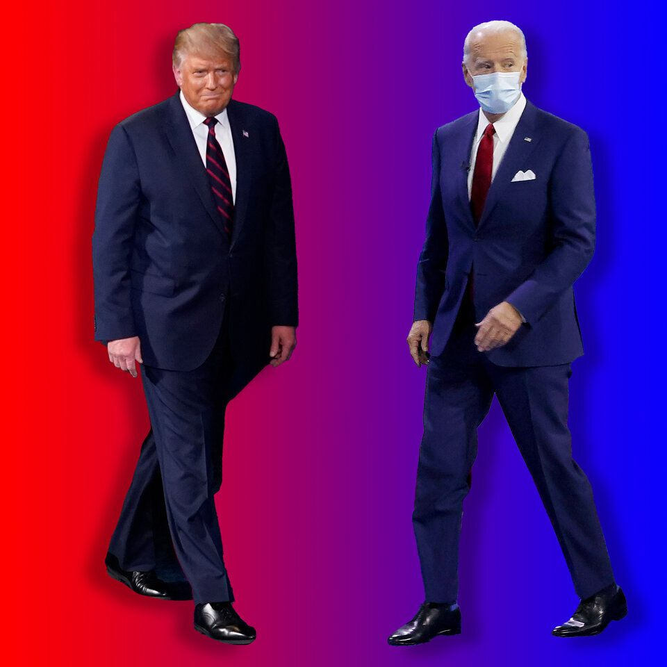 An Expert Tailor Breaks Down The Differences Between Trump's And Biden's Suits
