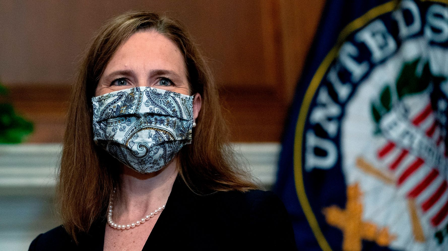 Amy Coney Barrett Won't Discuss Ties To The Country's Biggest Oil Lobby