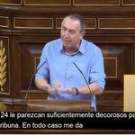 Joan Baldoví le da las gracias a Santiago Abascal... pero hay sorpresa