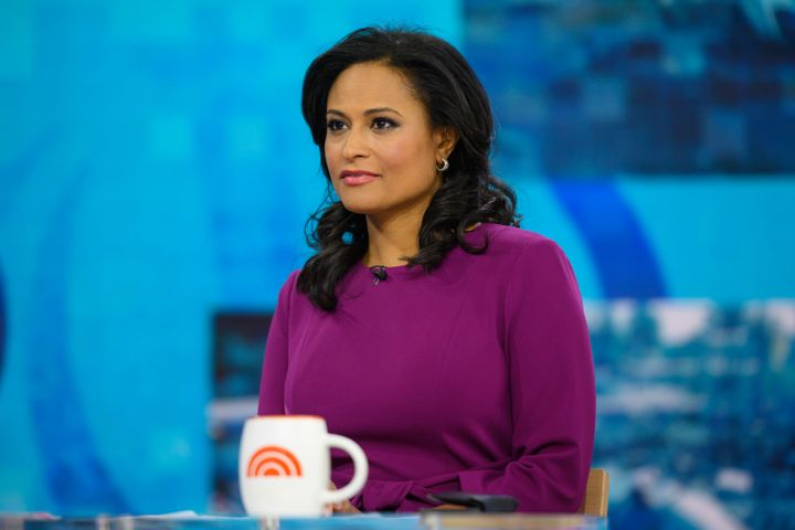 Kristen Welker isthe first Black woman to moderate a presidential debate since Carole Simpson in 1992.