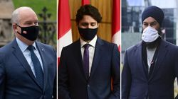 Federal Election Averted As Liberals, NDP Defeat Contentious Tory