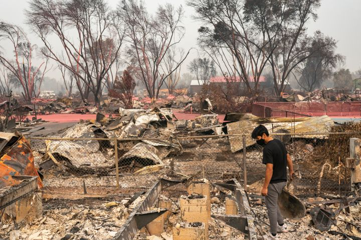 In September, the Almeda fire killed three people and burned nearly 3,000 homes in a region of Oregon already grappling with