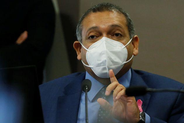 Kassio Nunes Marquesfoi aprovado por 57 votos a