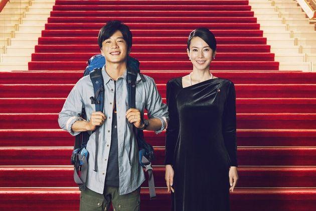 2021年公開予定の映画『総理の夫』