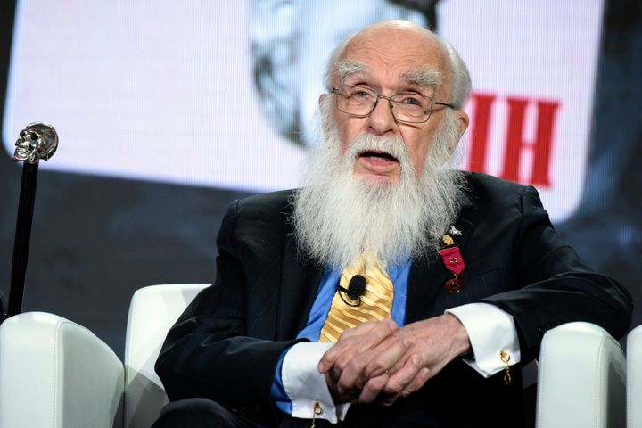 James Randi targeted those he saw as frauds with a tenacity and dedication he admitted was an obsession.