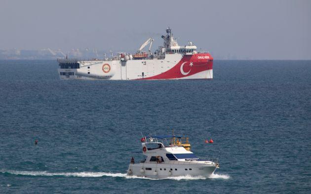Eλληνική Anti-Navtex για τη νέα τουρκική πρόκληση με το Ορούτς