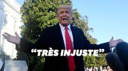 Donald Trump trouve