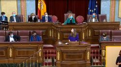"""Mertixell Batet corta a una diputada de Unidas Podemos: """"Quien ordena el debate soy"""