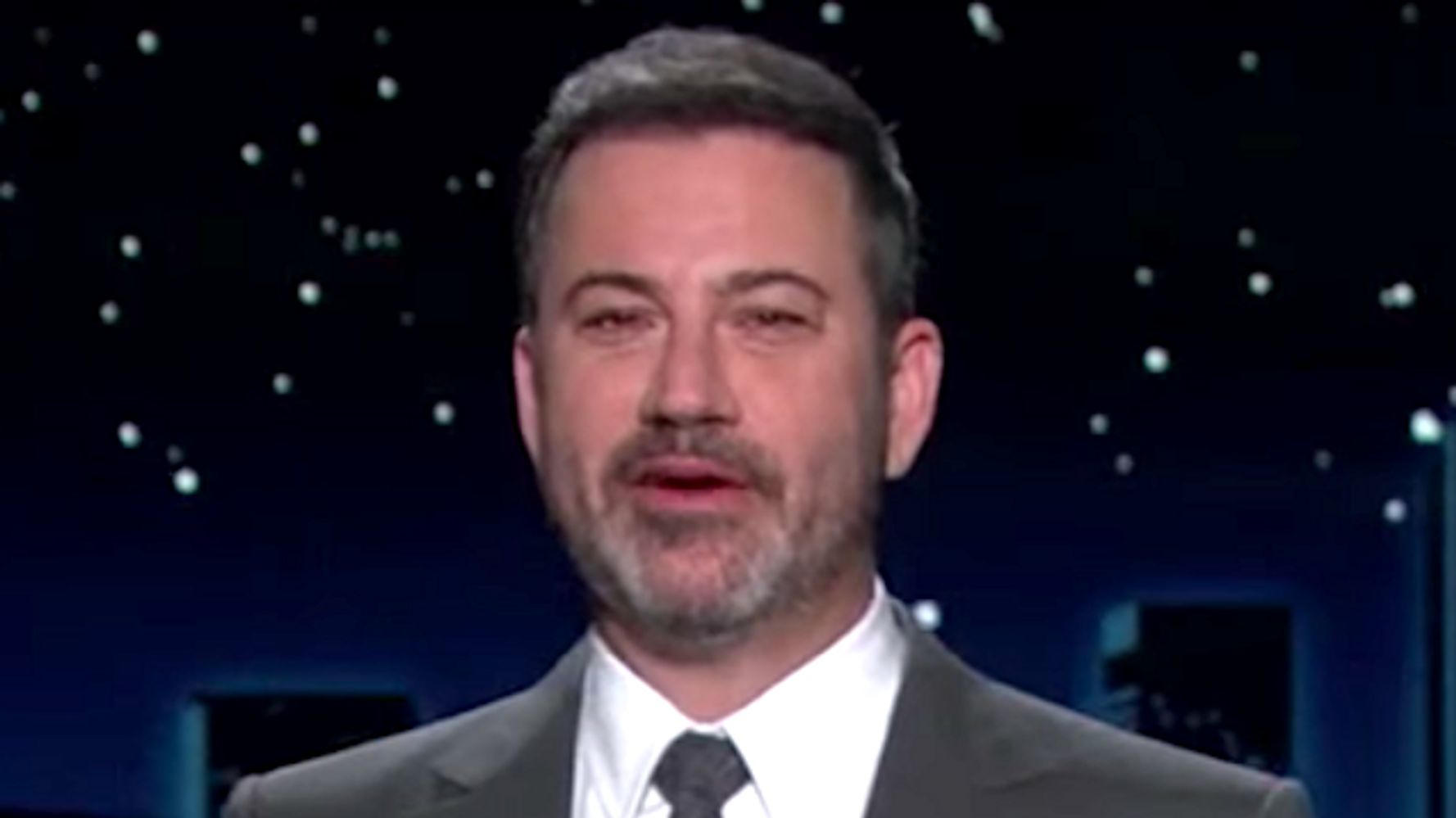 Jimmy Kimmel Spots A Rare Moment Of Honesty From Donald Trump