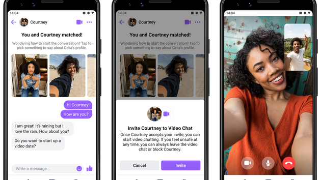 Facebook Dating Launches In The UK – With A Secret Crush Option