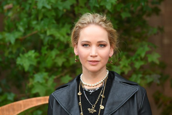 """Jennifer Lawrence on her shifting political views: """"When Donald Trump got elected, that just changed everything."""""""