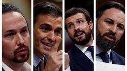 ENCUESTA: ¿Qué nota le pones a los líderes en la moción de