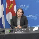 COVID-19: la situation à Montréal progresse dans la bonne