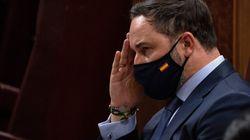 Vota: ¿Debe dimitir Abascal tras el fracaso de su moción de