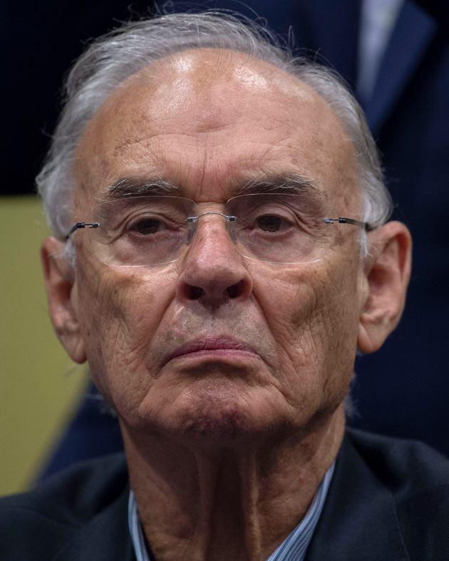 Aos 83 anos, senador Arolde de Oliveira (PSD-RJ) morreu vítima de