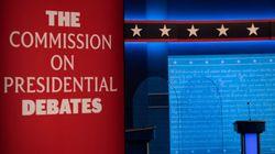 Trump, Biden Set To Face Off At Final U.S. Presidential Debate