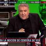 En plena moción de censura, Ferreras sorprende al llamar así a Isabel Díaz