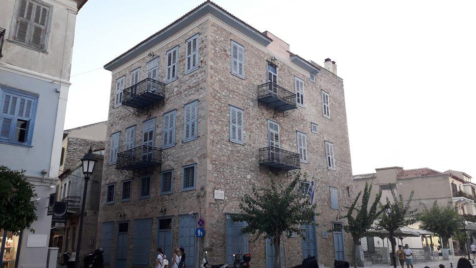 Το Πολεμικό Μουσείο, η Πρώτη Σχολή Ευελπίδων ή αλλιώς το Κεντρικό Πολεμικό Σχολείο του Καποδίστρια