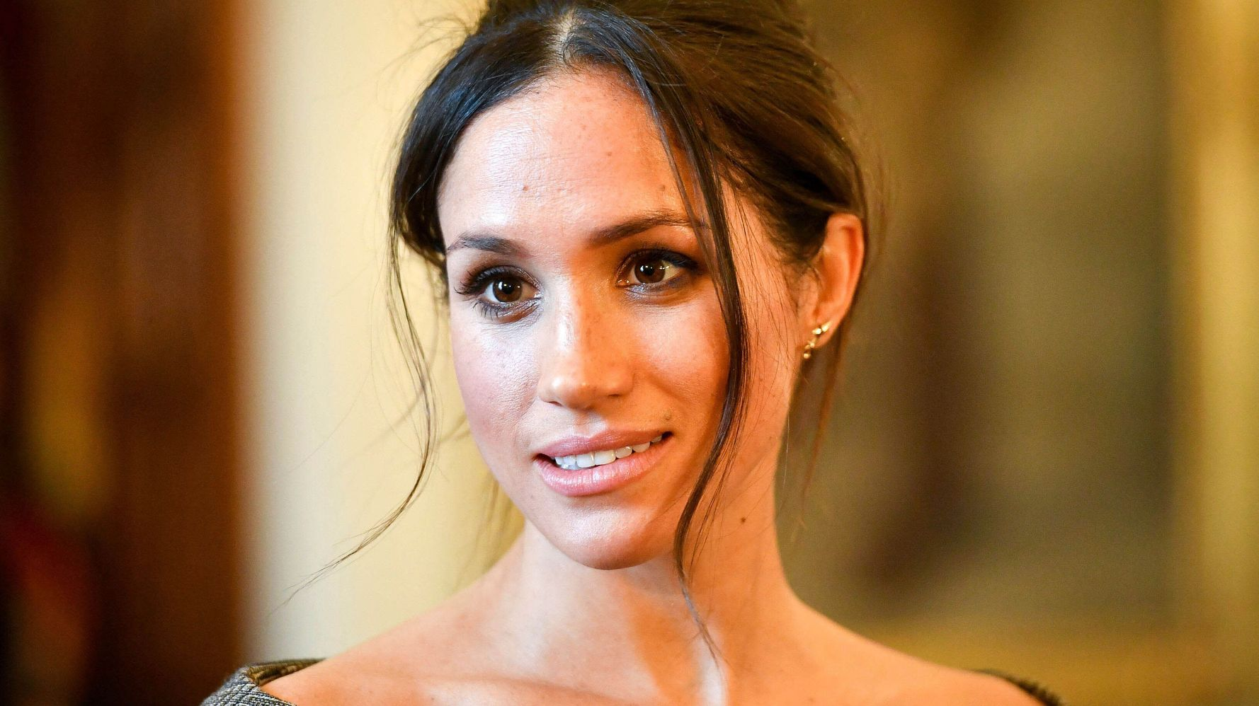 Meghan Markle's New Diamond Ring Is A Stunner