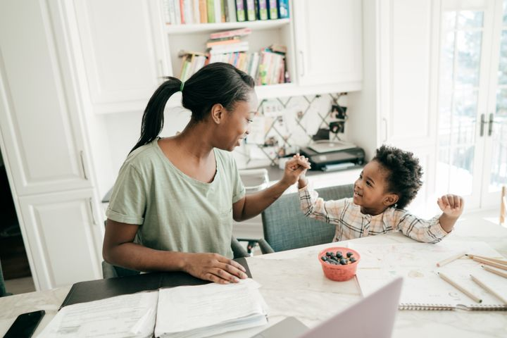 While it can be hard to find silver linings in the midst of a global pandemic, one thing most parents can probably agree on is how grateful they are for all of the extra family time they've had this year. But figuring out what's for breakfast, lunch or dinner every day? Not so much.&nbsp;<i>(Stock photo.)</i>