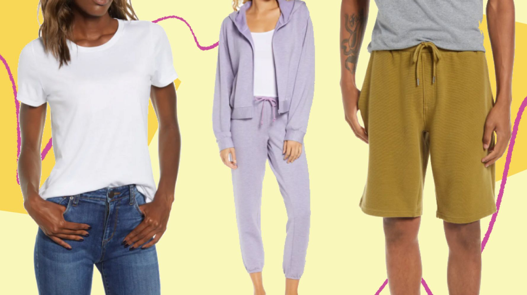 Spotted: A Nordstrom Sale On Knit Basics And Loungewear 1