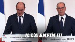 Castex appelle les Français à télécharger Tous Anti-Covid