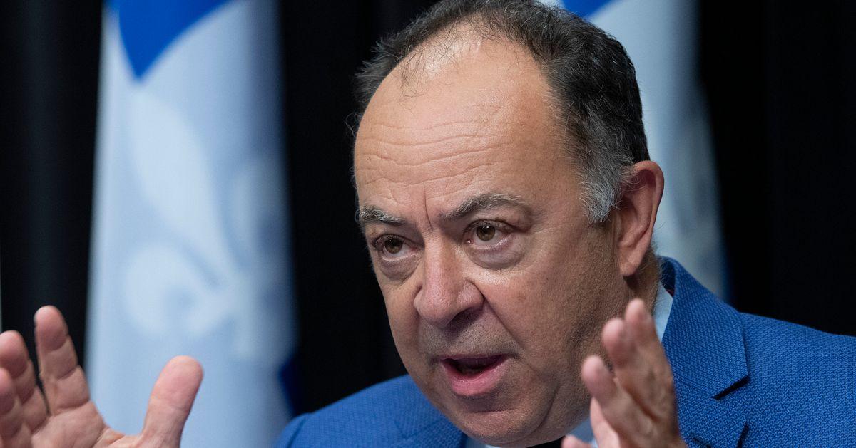 Éclosions: le ministre de la Santé déploie des «SWAT TEAMS» dans quatre CHSLD
