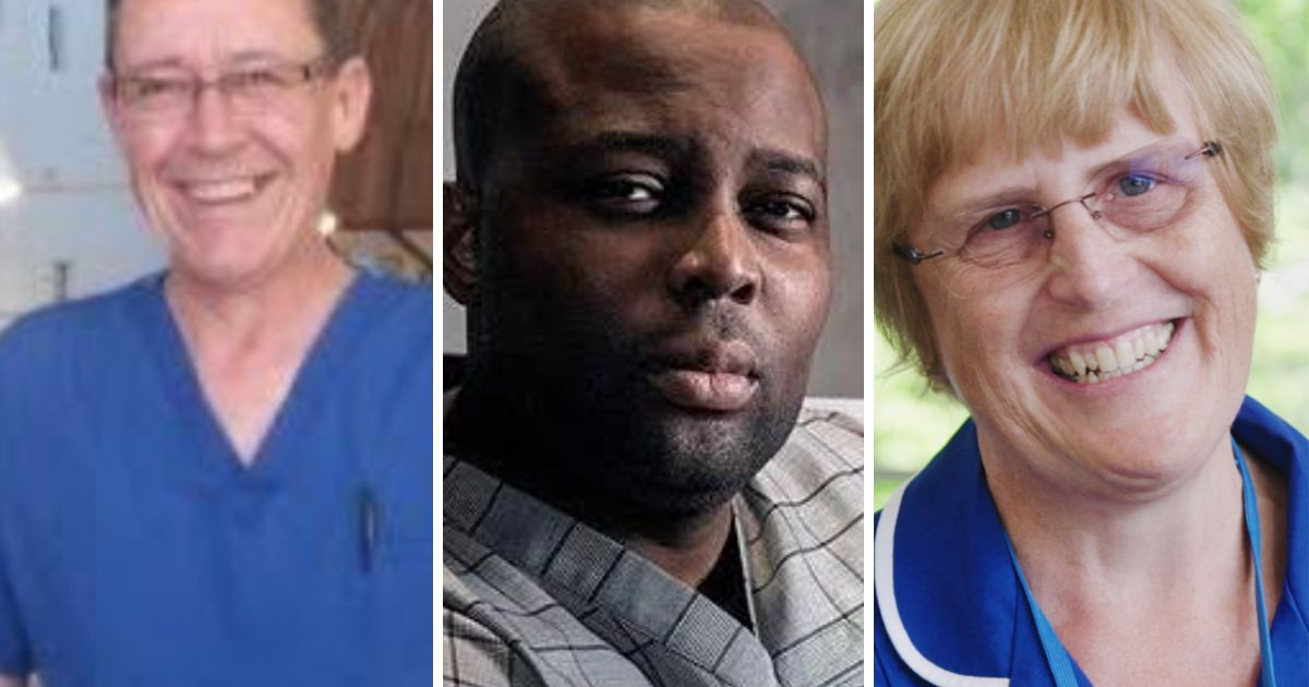 Retired NHS Medics Who Returned To Covid Frontlines Issue Stark Warning About Second Wave