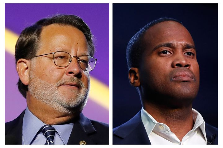 Democratic Sen. Gary Peters and Republican Senate candidate John James are running in a race that campaign finance experts pr